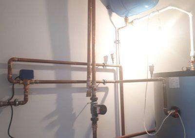 Referinte - HextechIndustrial - 2 Pompe de caldura aer-apa Mitsubishi electric Zubadan